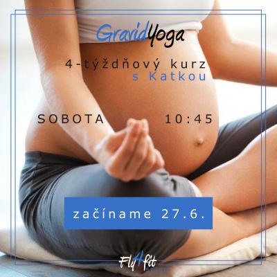 Gravid Yoga opät v ponuke!