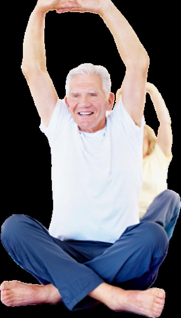 Cvičenie pre seniorov